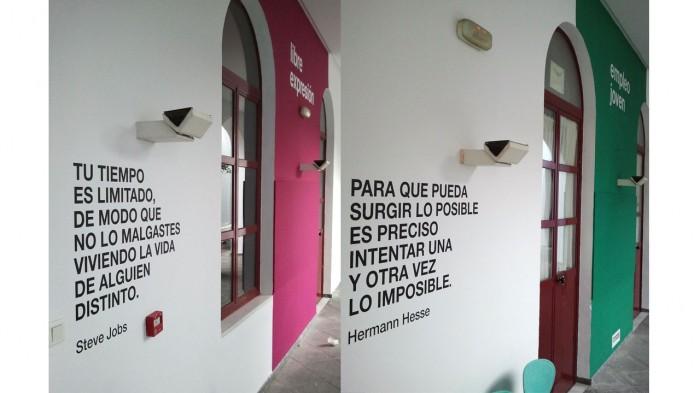 Casa de la juventud – Cambio de Imagen -