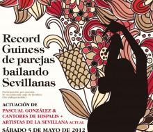 Record Guiness Sevillanas